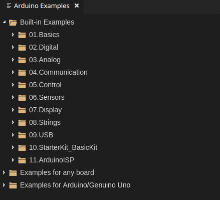 Arduino: Example